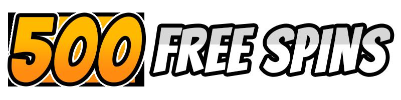 500 Free Spins No Deposit