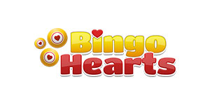 Free Spin Bonus from Bingo Hearts Casino
