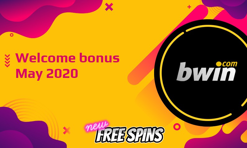 Latest Bwin Casino bonus May 2020, 50 Bonus spins