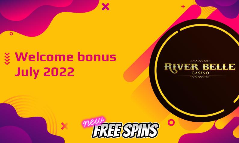 Latest River Belle Casino bonus