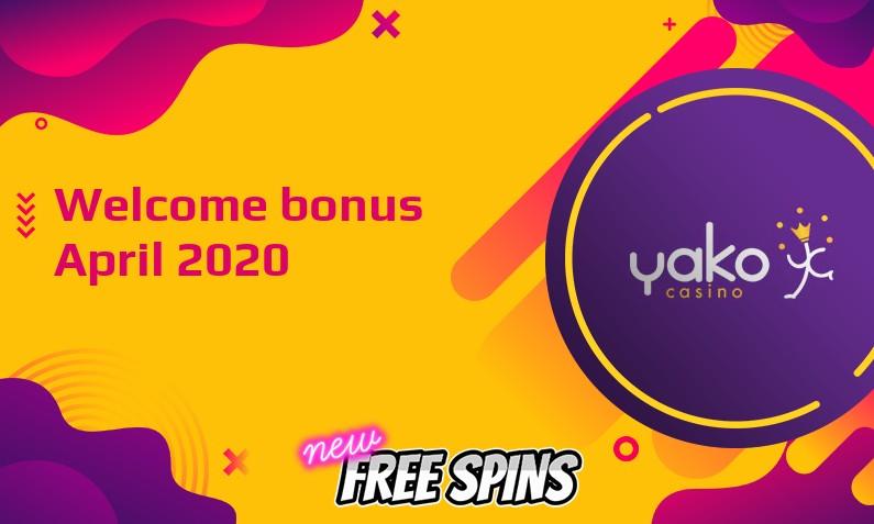 Latest Yako Casino bonus, 99 Free spins