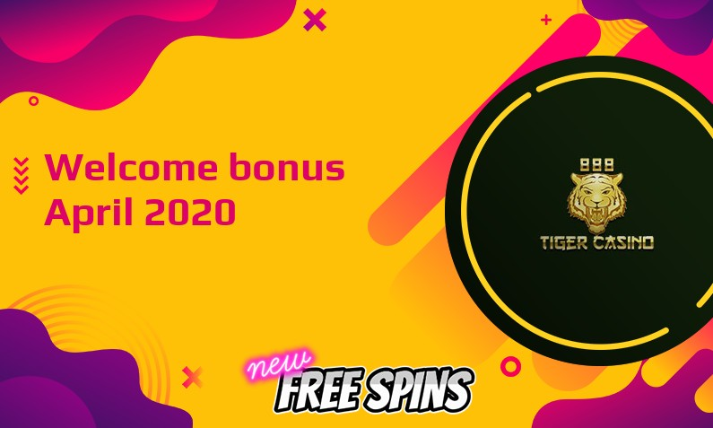 New bonus from 888 Tiger Casino, 88 Spins