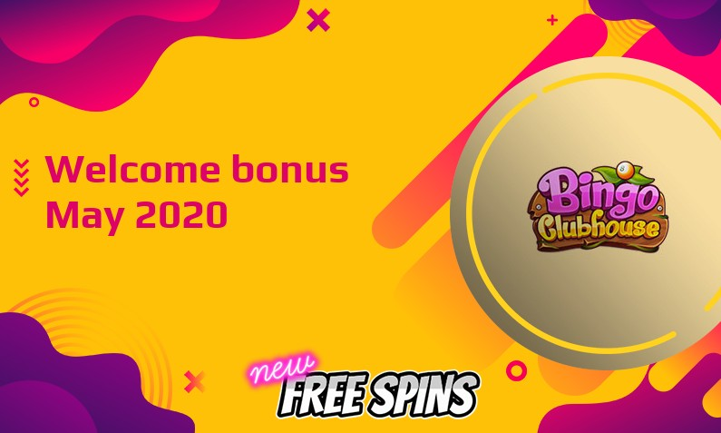 New bonus from Bingo Clubhouse Casino May 2020, 500 Freespins