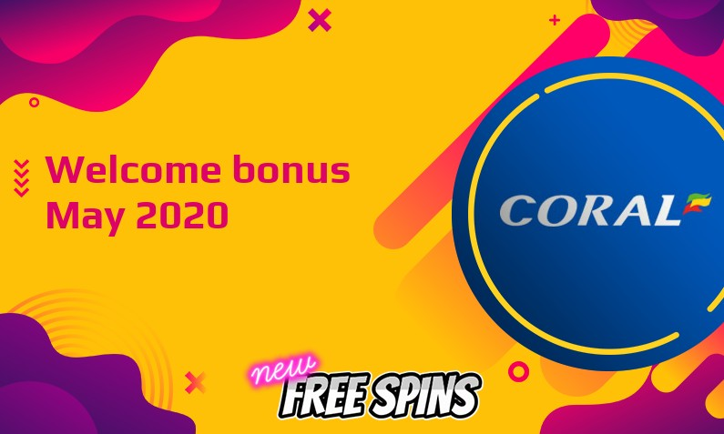 New bonus from Coral Casino
