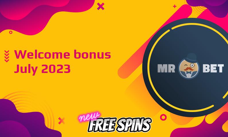 New bonus from Mr Bet Casino