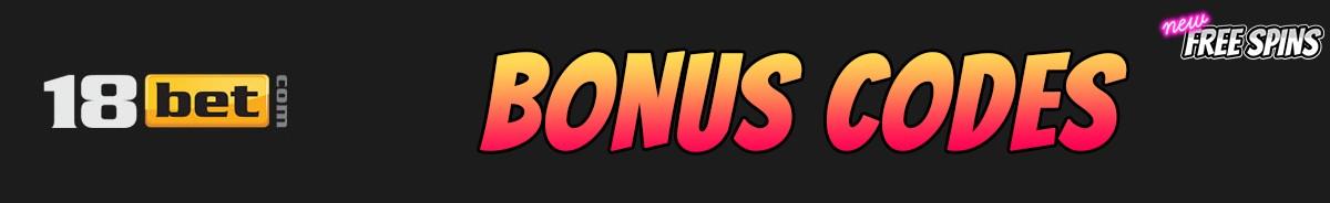 18 Bet Casino-bonus-codes