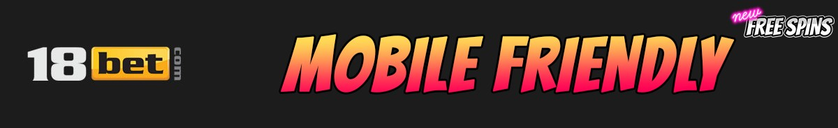18 Bet Casino-mobile-friendly