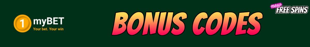 1myBET Casino-bonus-codes