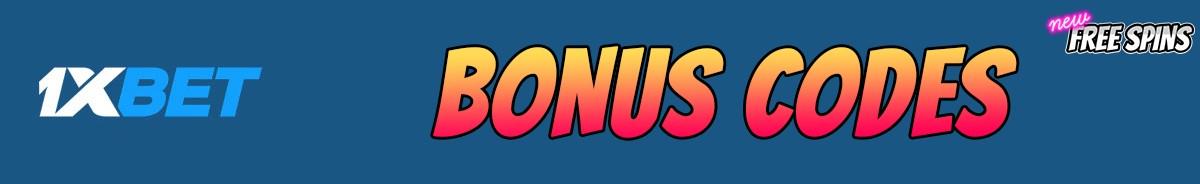 1xBet Casino-bonus-codes