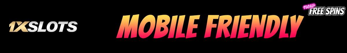 1xSlots Casino-mobile-friendly