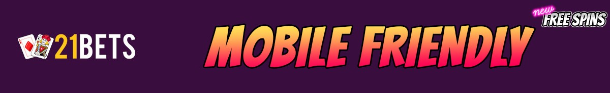 21bets Casino-mobile-friendly