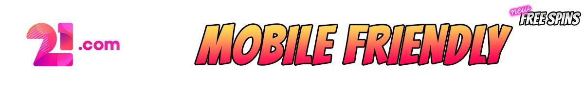 21com Casino-mobile-friendly