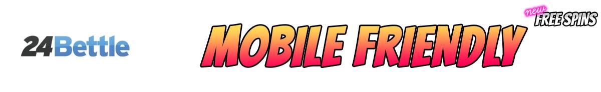 24Bettle Casino-mobile-friendly