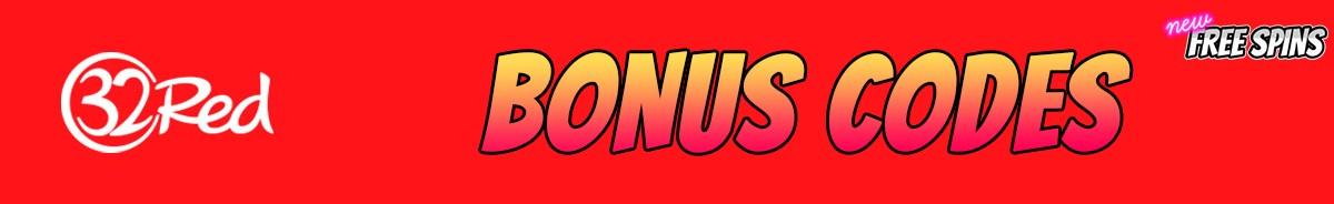 32 Red Casino-bonus-codes
