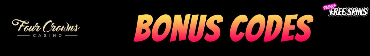 4Crowns Casino-bonus-codes