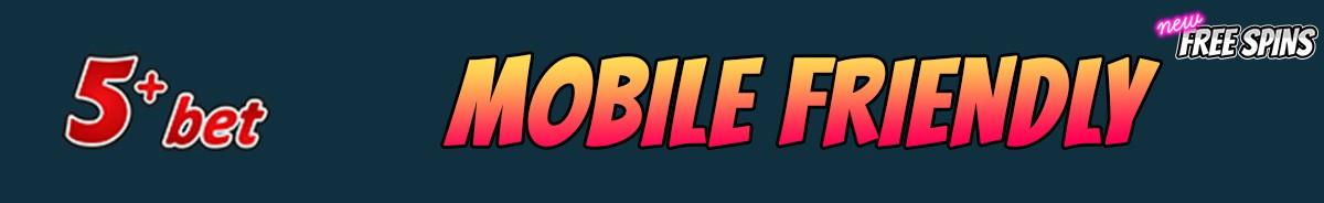 5plusbet Casino-mobile-friendly