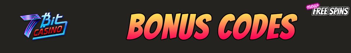 7Bit Casino-bonus-codes