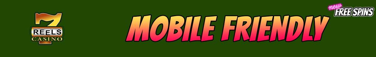 7Reels Casino-mobile-friendly