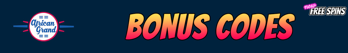 African Grand-bonus-codes