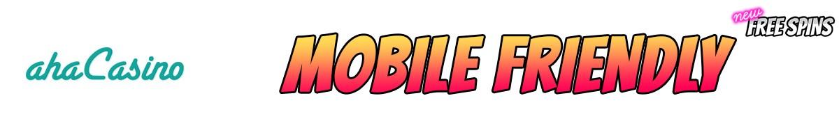 aha Casino-mobile-friendly
