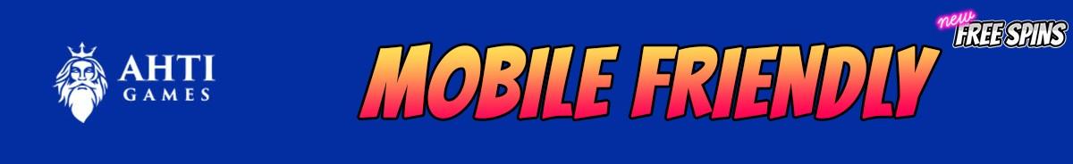 Ahti Games Casino-mobile-friendly