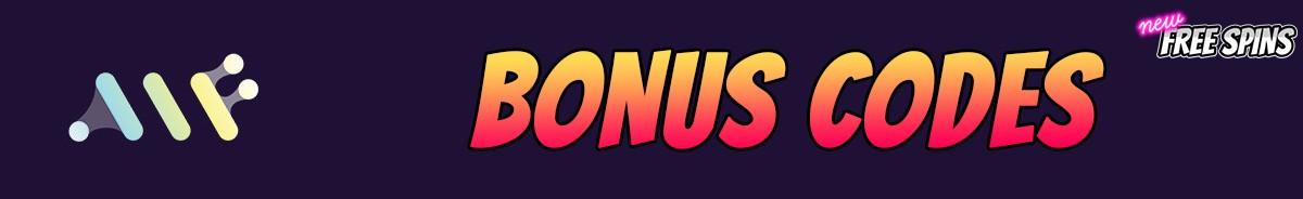 Alf Casino-bonus-codes