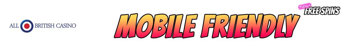 All British Casino-mobile-friendly