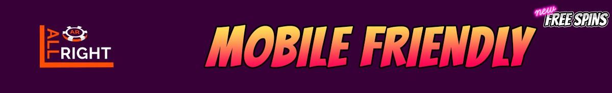 All Right Casino-mobile-friendly