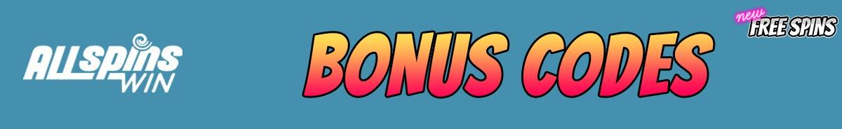 All Spins Win Casino-bonus-codes