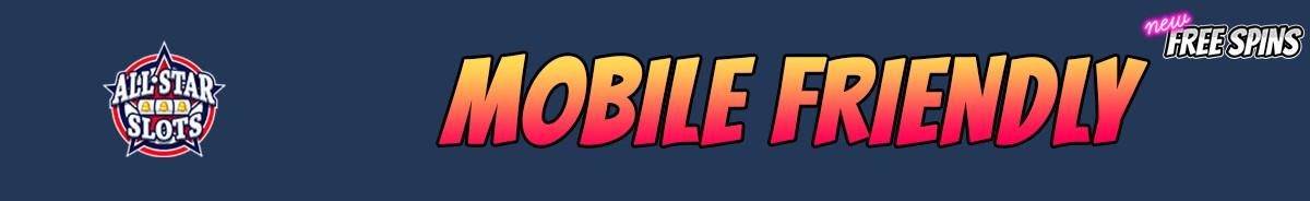 All Star Slots Casino-mobile-friendly