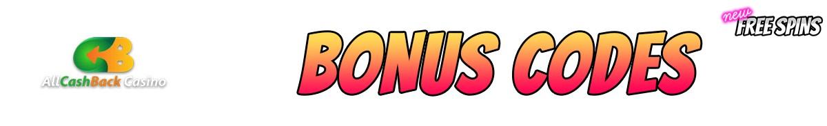 Allcashback Casino-bonus-codes