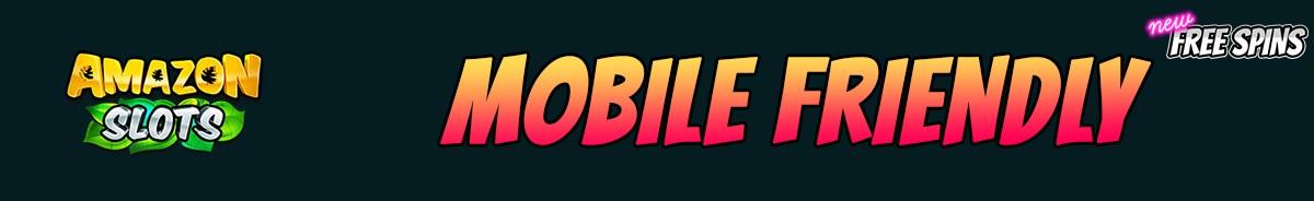 Amazon Slots-mobile-friendly