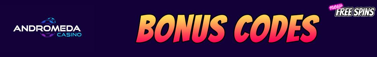 Andromeda-bonus-codes