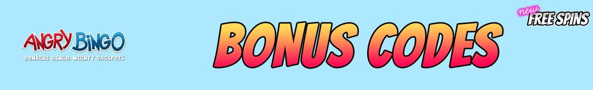 Angry Bingo-bonus-codes