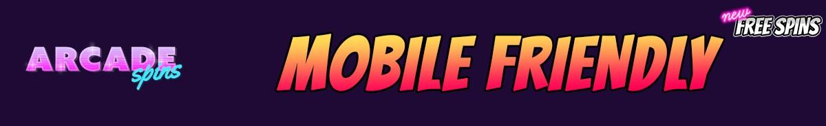 Arcade Spins Casino-mobile-friendly