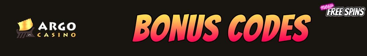 Argo Casino-bonus-codes