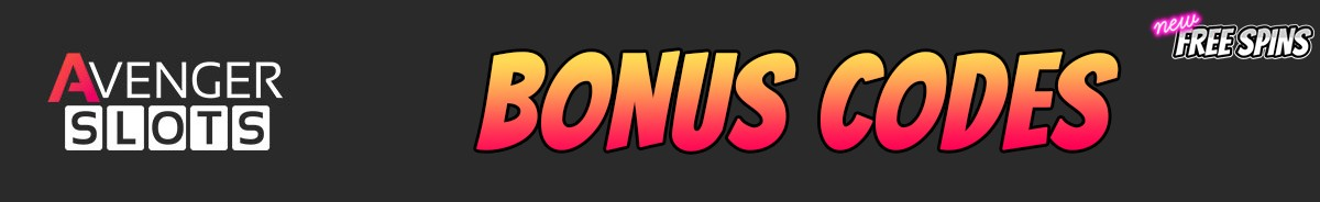 Avenger Slots-bonus-codes