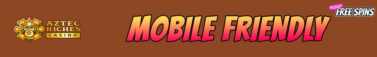 Aztec Riches Casino-mobile-friendly