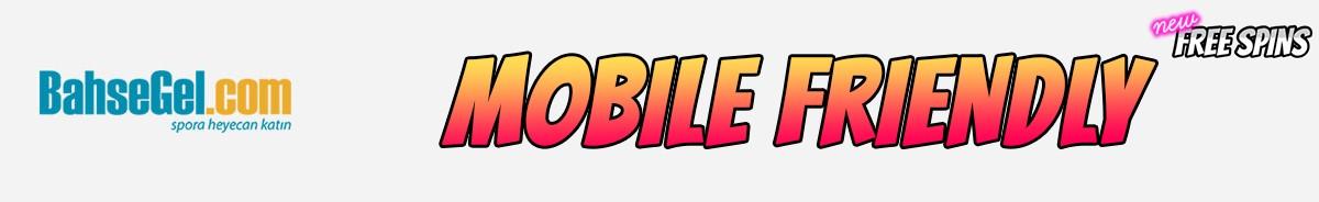 Bahsegel Casino-mobile-friendly