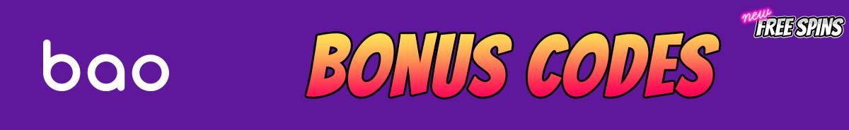 Bao-bonus-codes