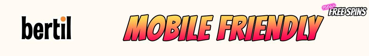 Bertil Casino-mobile-friendly