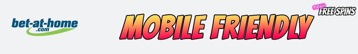 Bet-at-home Casino-mobile-friendly