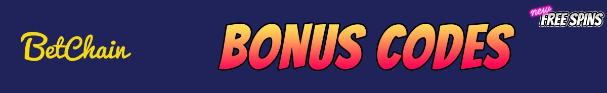 BetChain Casino-bonus-codes