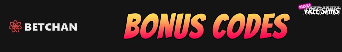 BetChan Casino-bonus-codes