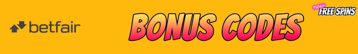 Betfair Casino-bonus-codes