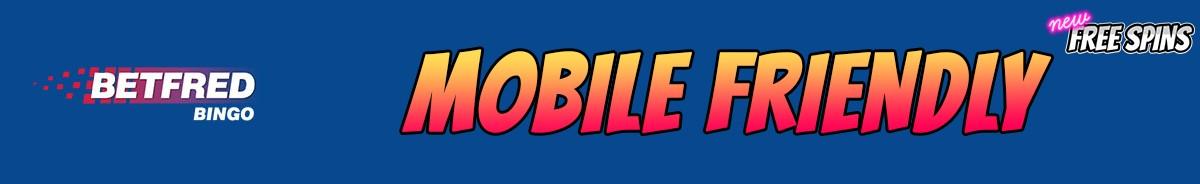 Betfred Bingo-mobile-friendly