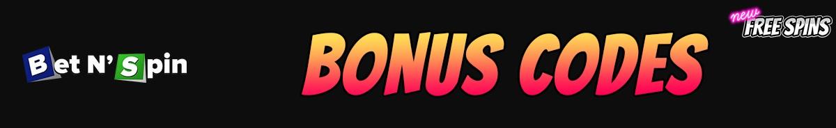 BetNSpin Casino-bonus-codes