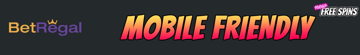 BetRegal Casino-mobile-friendly