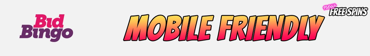 Bid Bingo Casino-mobile-friendly