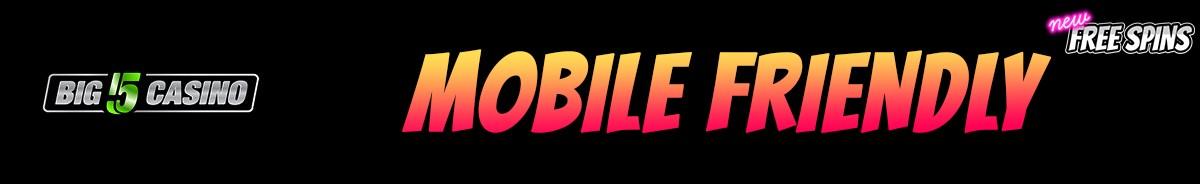 Big 5 Casino-mobile-friendly